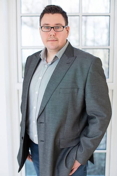 Michal Dobroczynski programmør og partner
